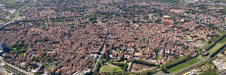 Piacenza da nord
