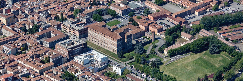Palazzo Farnese e Arena Daturi