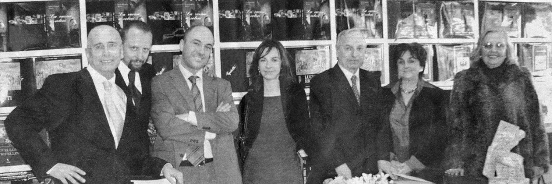 I fondatori di Tip.Le.Co. (2005)