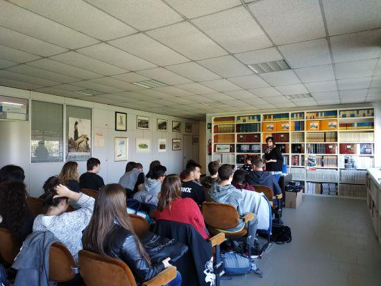 Silvia Gruppi racconta il mestiere di grafico