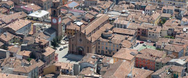 Fiorenzuola. Centro storico
