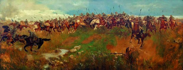 Carica di cavalleria